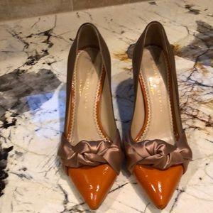 Charlotte Olympia kitten heels